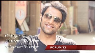 O Gujariya | Interview Preview | Shaleen Malhotra as Veer