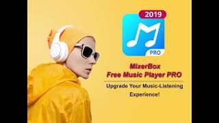 MixerBox Free Music Player PRO