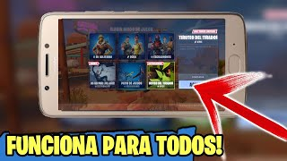 ✅FORTNITE APK HACKED FOR ALL DEVICES AND IT WORKS!!! MOTO G, GALAXY S6, MOTO Z, MI A1 XI