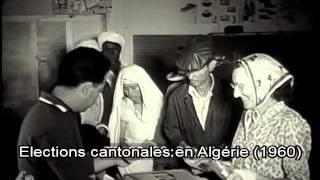 Elections cantonales en Algérie (1960)