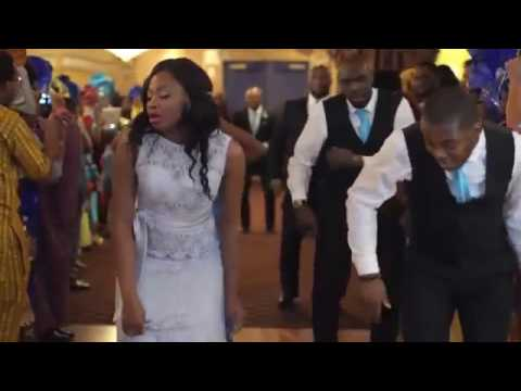 Best Nigerian Wedding Bridal Party Dance Like You Have Never Seen Before by Henry Adewale Films