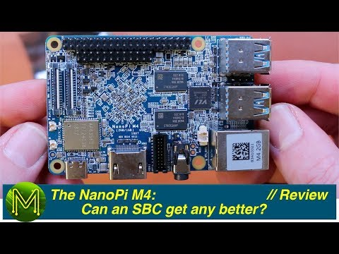 #266 Nano Pi M4: Can An SBC Get Any Better? // Review