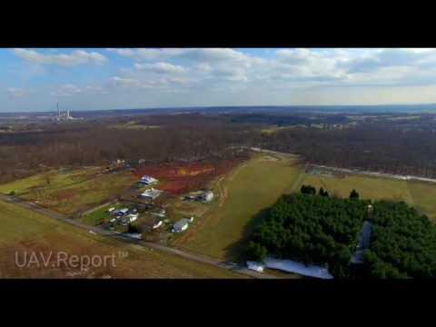 UAV.Report | Dickerson Substation | 03-18-2017
