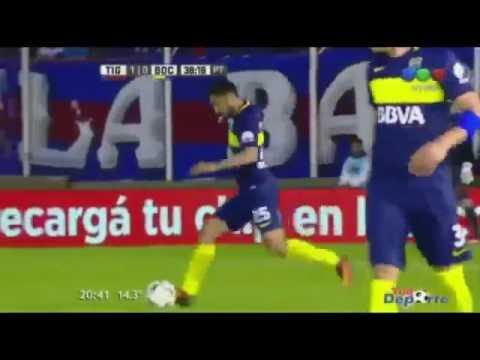 CA Tigre - Boca Juniors | Fecha 5 | Argentina Primera División | Jugado el 02/10/2016