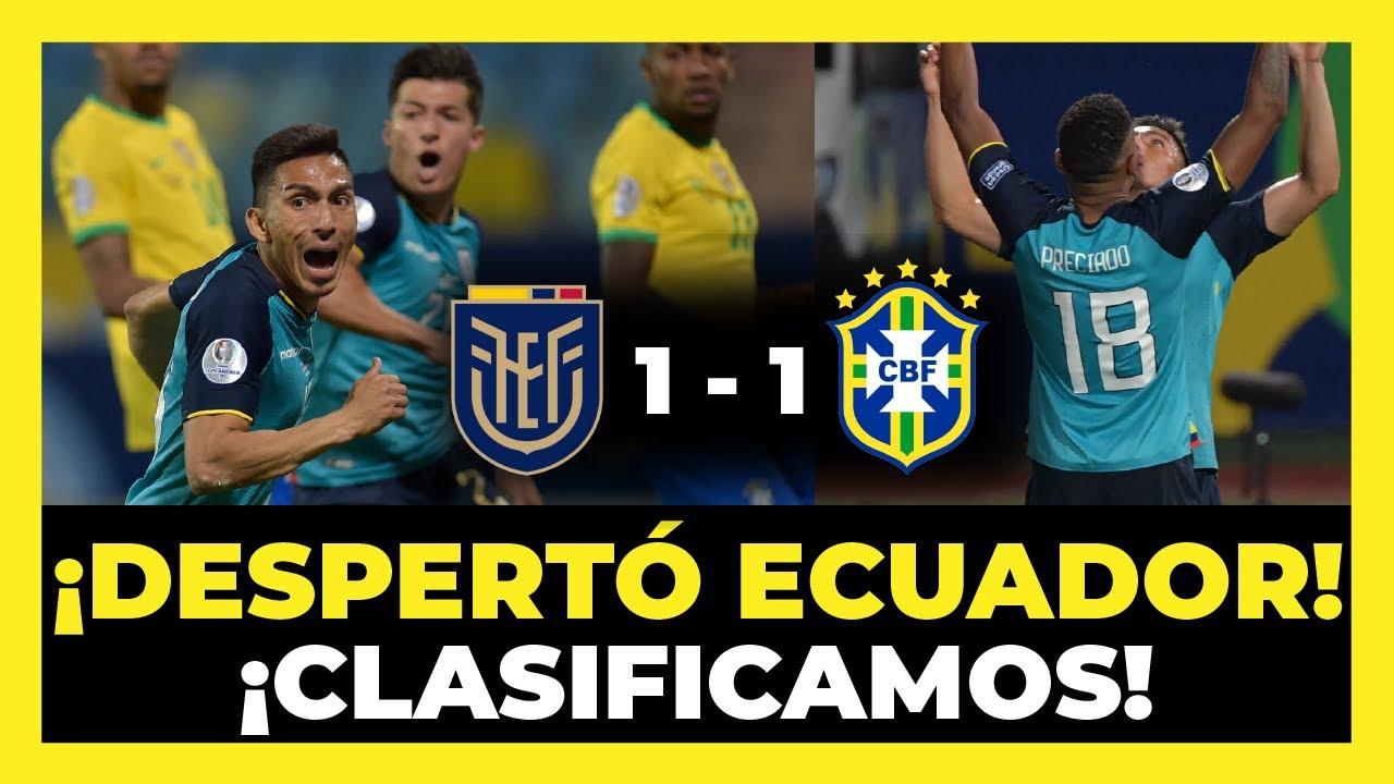 Per y Brasil avanzan a semifinales de la Copa Amrica 2021 tras ...