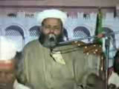 Islamic Speech of Makhdom Jaffer Hussain Qureshi speech 1 part 1