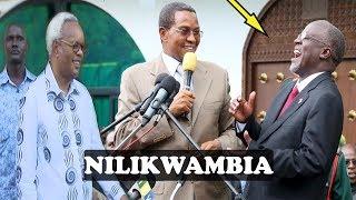 Siri Yafichuka , Lowasa Kurudi Ccm, Mtoto Wake Yupo Mahabusu Niliomba Msaada Kwa