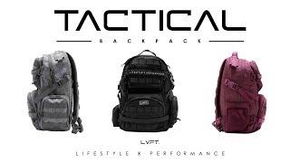 LVFT. Tactical Backpack