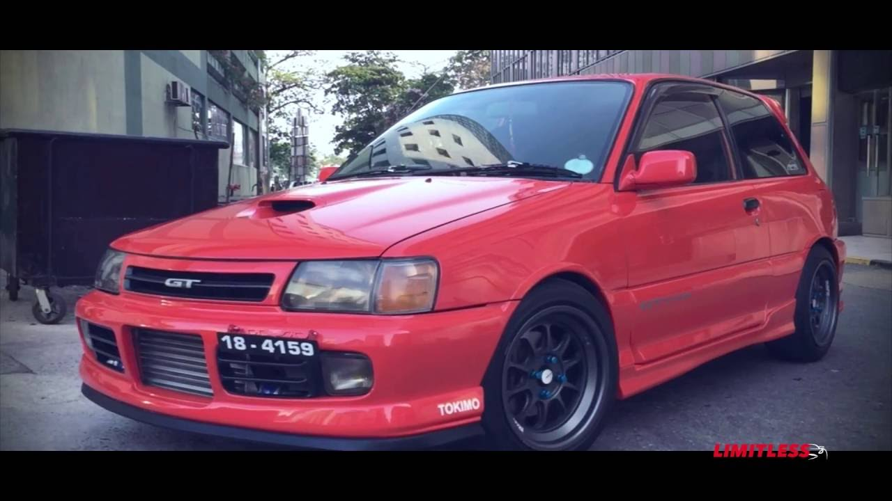 Toyota Startlet Club Meet 2017 Gt Turbo Glanza Turbo Youtube
