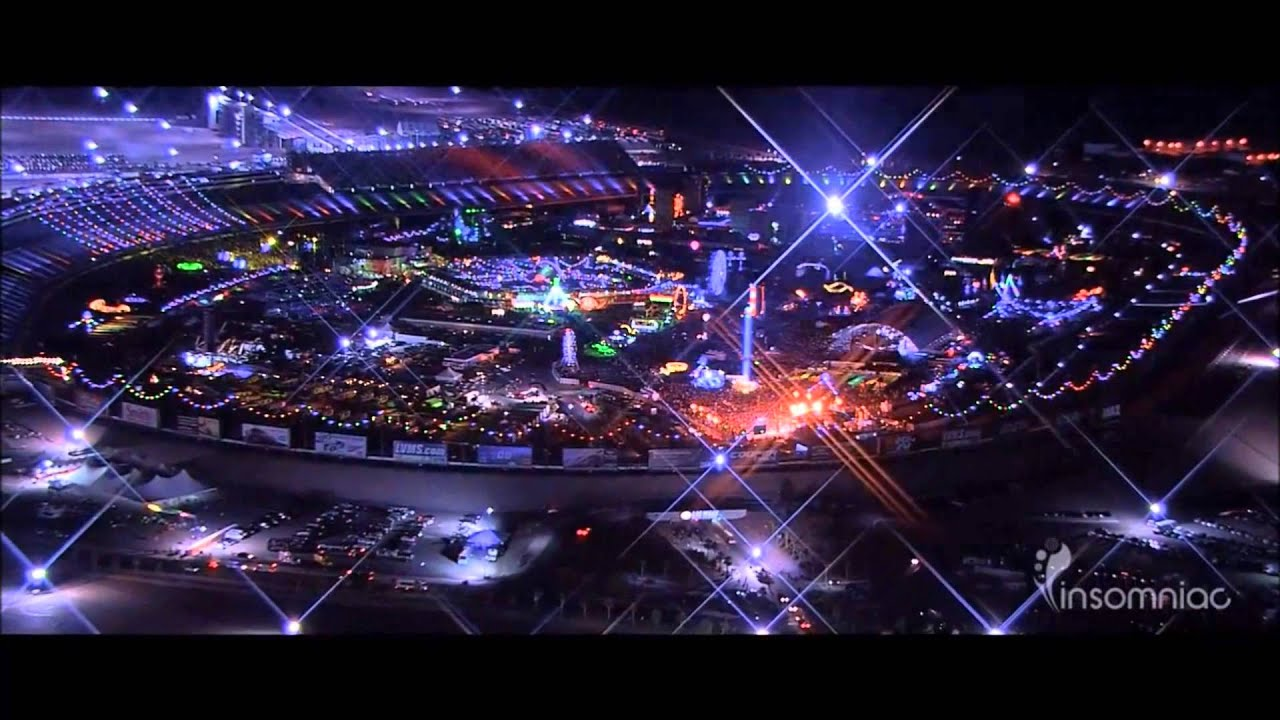 Edc Las Vegas 2014 Official Announcement Remake Youtube