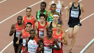 Men's 1500m Semifinal 1 IAAF World Championship Beijing 2015