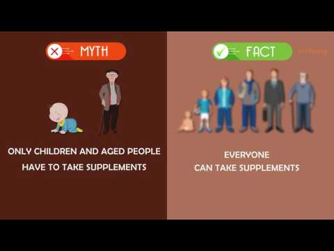 Myths and facts about Nutrition - ProYoung International