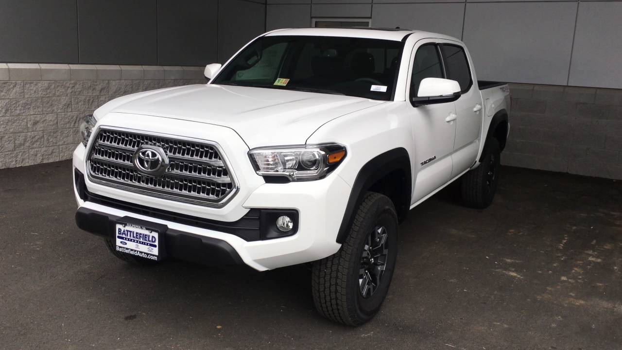 2017 Tacoma TRD Off Road W/Premium U0026 Tech Package, In Depth Look!