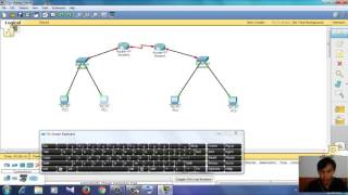 tutorial routing menggunakan 2 switch dan 2 router hendri boumi dian 1457201001615
