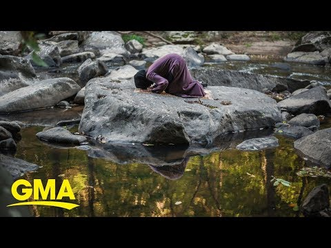 The Most Unexpected Places Muslims Pray Around The World | GMA Digital