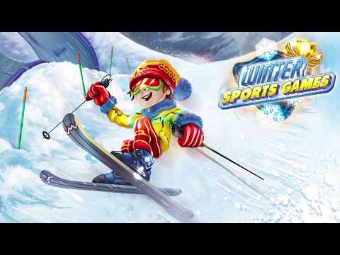Winter Sports Games - official Trailer - Sony PS4