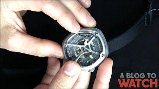 "Dietrich OT-3 ""Organic Time"" Watch Review | aBlogtoWatch"