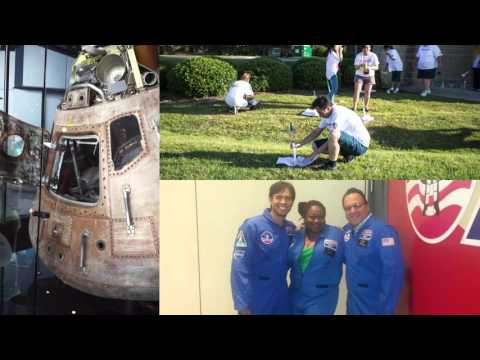Sacaton Middle School Goes to Space Camp   Orgami