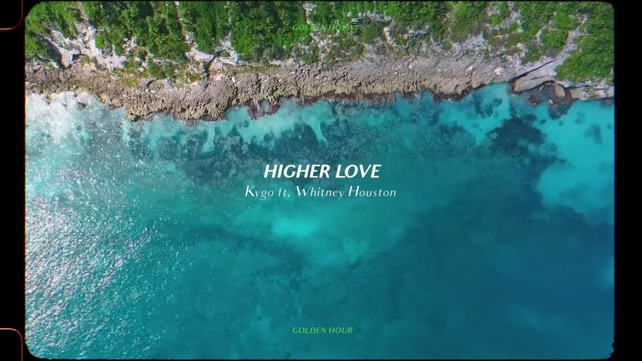 Kygo - Higher Love w/ Whitney Houston (Official Audio)