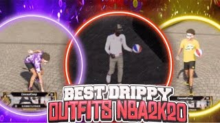 2K20 BEST DRIPPY OUTFITS PG/Center