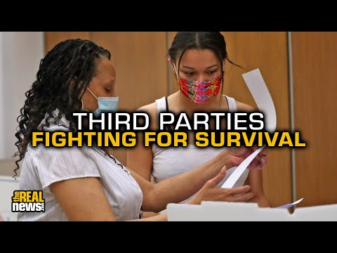 Third Parties Sue For Ballot Access During COVID-19 Pandemic