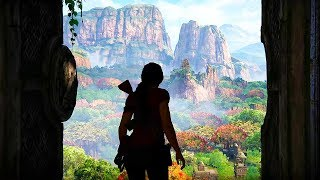 UNCHARTED The Lost Legacy NEW Gameplay Demo PS4 2017