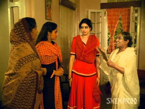 Bollywood Comedy - Beautiful Sridevi and...