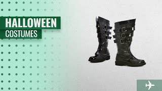 Ellie Shoes Men Halloween Costumes [2018]: Ellie Shoes Men's Dark Lord Adult Boots