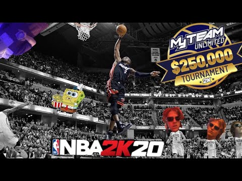 NBA 2K20-(MY TEAM)-DUNKING WITH THE DWANE WADE (SO HIRAIRLEEYAS)