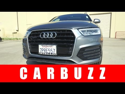 2017 Audi Q3 UNBOXING Review - We Figured Out How To Make It Even Better
