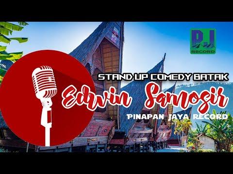 EDWIN SAMOSIR STAND UP COMEDY @TIPANG MAS WISATA BAKTIRAJA