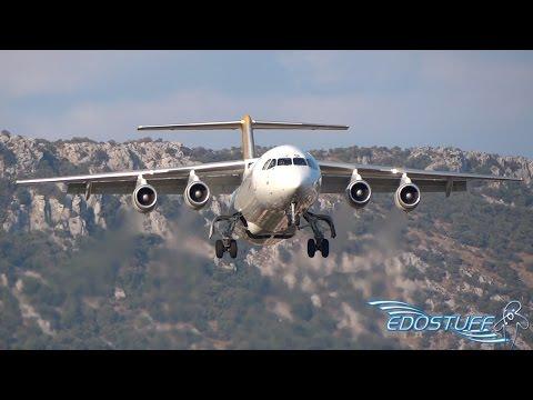 Split Airport SPU/LDSP - Half Hour of Plane Spotting - Episode 8