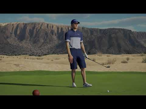 PGA TOUR 2K21 - DESERT PAR 3 COURSE Gameplay (NO COMMENTARY) |