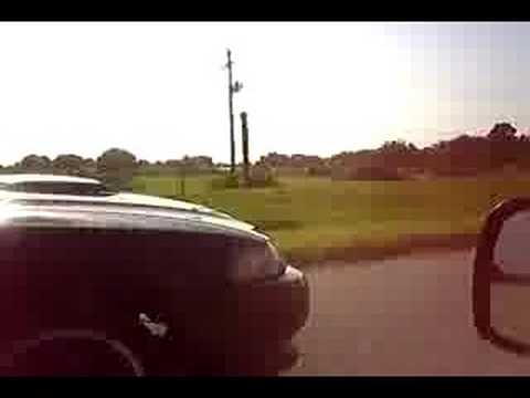 This is Black Beauty: 2004 Mustang GT