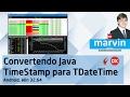 Delphi - Convertendo Java Timestamp em TDateTime