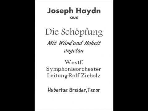 Joseph Haydn: Mit Würd' und Hoheit angetan