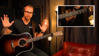 """""""Kingdom Come"""": From Covenant Worship (Official Acoustic Guitar Tutorial)"""