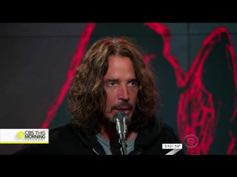 Chris Cornell The Promise acoustic 2017