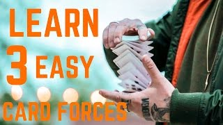 force any card 3 easy ways to force a playing card