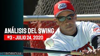 ANÁLISIS DEL SWING #3 - JULIO 24, 2020