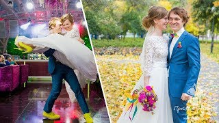 Яркая свадьба на 70 человек #МаксоАн! © Простые Радости