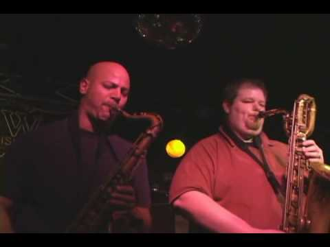 Funk jazz fusion: Liquifyed @ the Wiskey Bar: The Muse