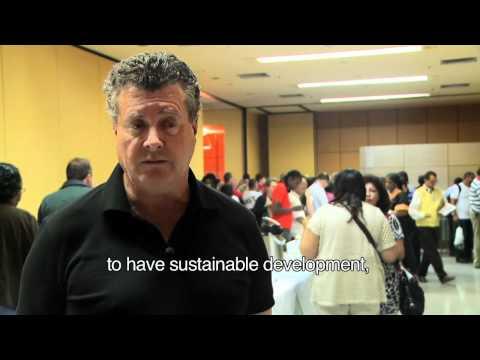 Interview with Jocelio Drummond, Regional Secretary, ISP Brasil