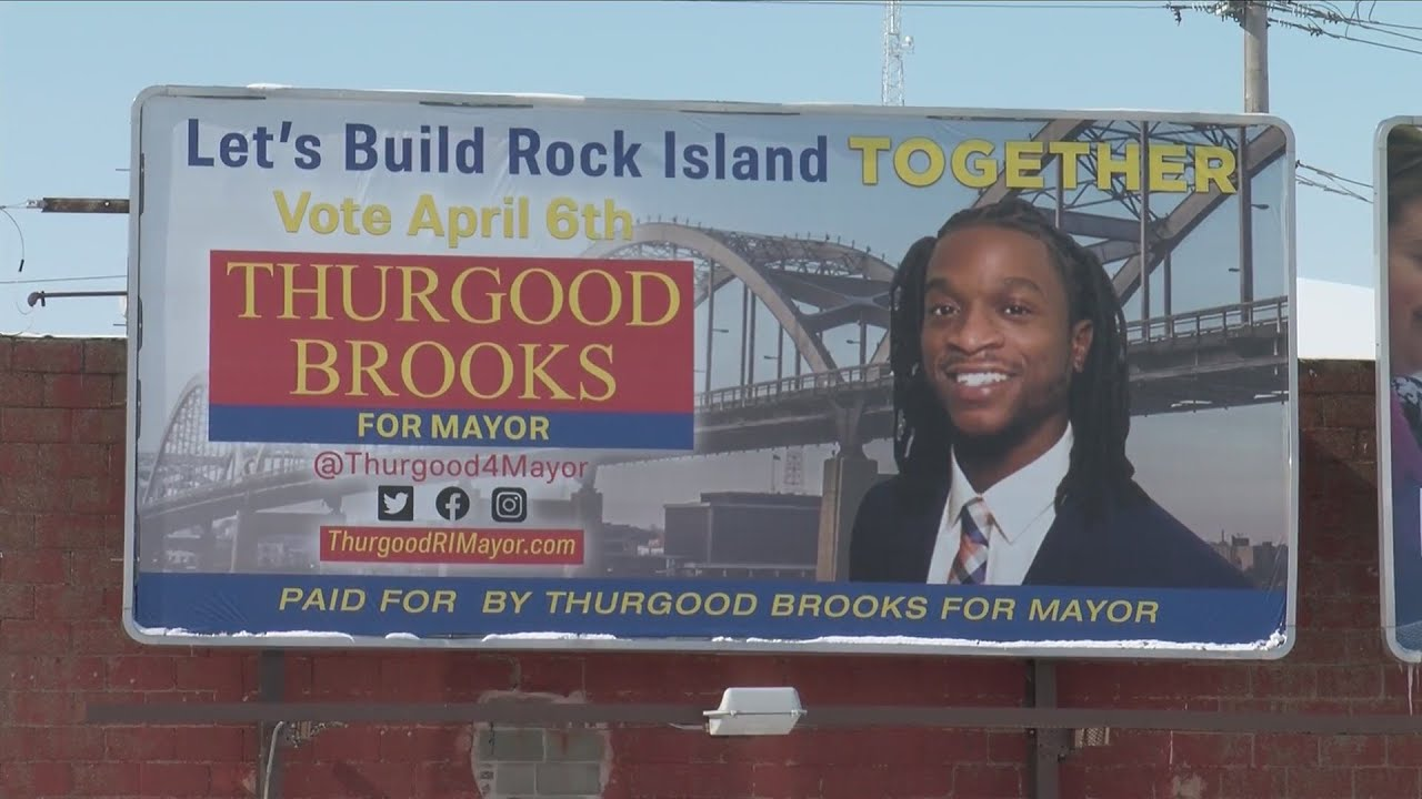 4TR Thurgood Brooks plans team approach if elected Rock Island mayor