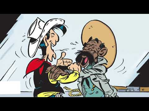 Un cow-boy dans le coton (Lucky Luke) - YouTube