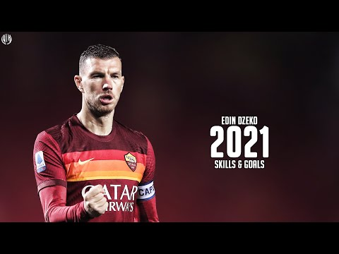 Edin Dzeko 2021 - Crazy Skills, Goals & Assists | HD