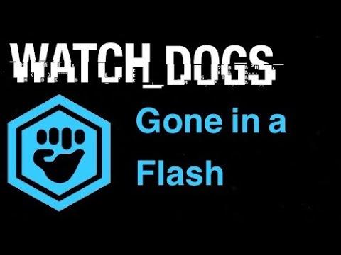 Watch Dogs Gang Hideouts - Gone in a Flash