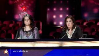 Just Dance India Dance Funny Auditions