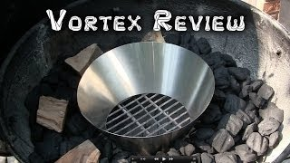 Vortex Charcoal Kettle Accessory Review