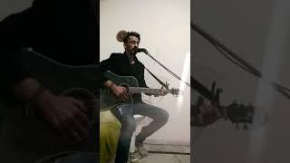 Zindagi ke safar me - guitar cover by adee smart